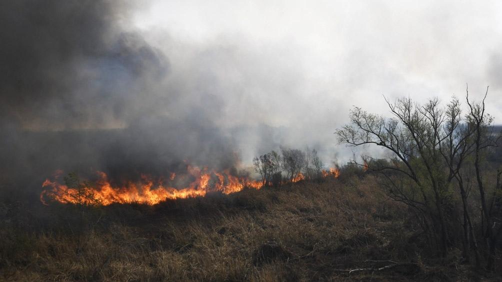 Continúa la expansión del fuego en las islas