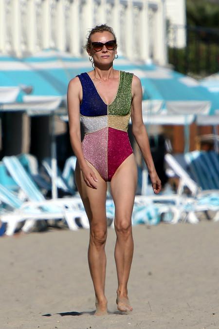 Diane Kruger Swimsuit