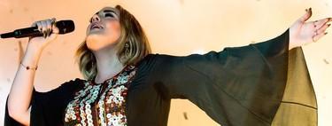 """La nueva fotografía de Instagram de Adele """"junto"""" a Beyoncé nos encanta (y no solo por su look de Marine Serre)"""