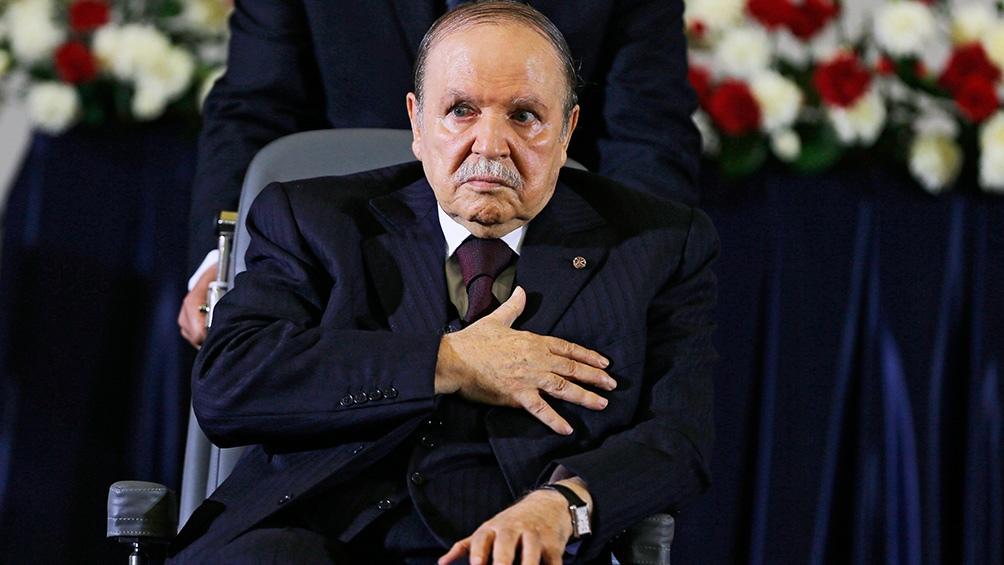 Abdelaziz Bouteflika. Foto: EFE (archivo).